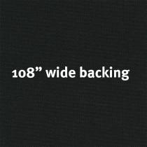 "Wideload 108"" Wide Quilt Baking Black by Devonstone Collection"