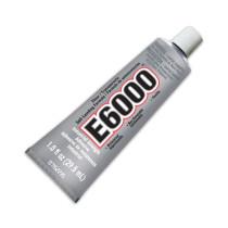 E6000 Adhesive Clear Industrial Strength Glue - 1oz (29.5ml)