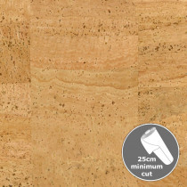 "Portuguese Cork Fabric 70cm (27.5"") wide Surface Plain"