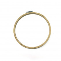 "Bamboo Embroidery Hoop 20cm (8"")"
