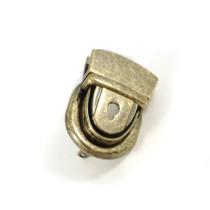 Emmaline Bags Press Lock Antique Brass