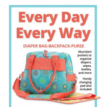 Every Day Every Way Bag Sewing Pattern from byAnnie