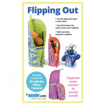 Flipping Out Bag Sewing Pattern from byAnnie