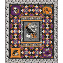 Wicked Fright Night Quilt Kit