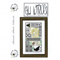Gli Intursi Cross Stitch Chart from Alessandra Adelaide Needlework