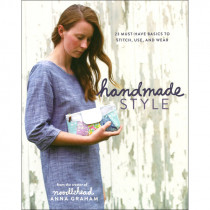 Handmade Style Sewing Book by Noodlehead Patterns