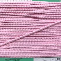 Uni-trim Hood Cord 6mm Baby Pink