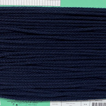 Uni-trim Hood Cord 6mm Navy Blue