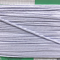 Uni-trim Hood Cord 6mm White