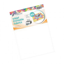 Matilda's Own Inkjet Printable A4 Fabric - 5pk