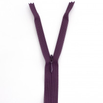"Vizzy Invisible Zipper Grape 25cm (10"") - 55cm (22"")"