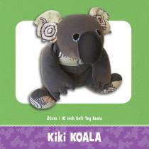 Kiki Koala Soft Toy Pattern by Funky Friends Factory