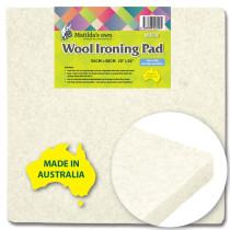 "Matilda's Own 100% Wool Ironing Pad 50cm x 50cm (20"" x 20"")"