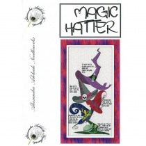 Magic Hatter Cross Stitch Chart from Alessandra Adelaide Needlework