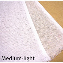 Medium - Light Fusible Woven Cotton Interfacing