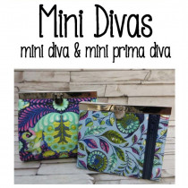 Mini Divas Sewing Pattern by Sew Many Creations