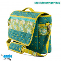 MJ's Messenger Bag Sewing Pattern from byAnnie