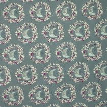Mystic Land Crescent Moons Grey by Art Gallery Fabrics
