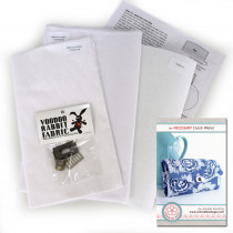 The Necessary Clutch Wallet Interfacing Kit - Ultra Firm (pattern not included)