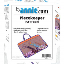 Piecekeeper Sewing Project Sheet By ByAnnie
