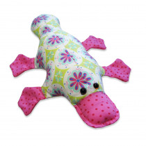 Funky Friends Factory Plattie Platypus Pink Soft Toy Making Kit