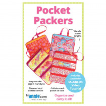 Pocket Packers Sewing Pattern from byAnnie