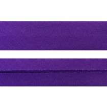 "12mm (1/2"") Single Fold 100% Cotton Bias Binding Purple"