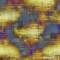 Tim Holtz Eclectic Elements Abandoned Portland Street Patina By Free Spirit Fabric