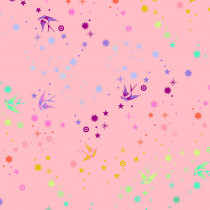 Tula Pink True Colors Fairy Dust Blush By Free Spirit Fabric