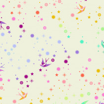 Tula Pink True Colors Fairy Dust Cotton Candy By Free Spirit Fabric