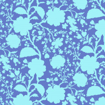 Tula Pink True Colors Wildflower Delphinium Blue By Free Spirit Fabric