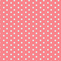 Tula Pink True Colors Hexy Flamingo Pink By Free Spirit Fabric