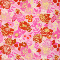Ruby Star Society Rise Grow (Small Floral) Peony by Moda Fabrics