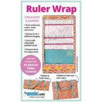 Ruler Wrap Sewing Pattern from byAnnie