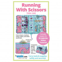 Running With Scissors Pattern from byAnnie