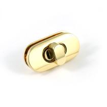 Emmaline Bags Twist Lock w/Screws Gold
