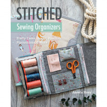 Stitched Sewing Organisers - Pretty Cases, Boxes, Pouches, Pincushions & More