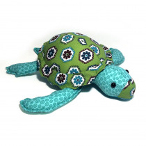 Funky Friends Factory Stu Sea Turtle Green Soft Toy Making Kit
