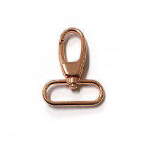 "Voodoo Bag Hardware Swivel Snap Hook 40mm (1-1/2"") Copper 2pk"