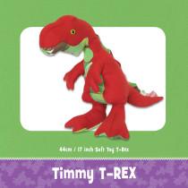 Timmy T-Rex Pattern