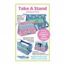 Take A Stand Sewing Pattern from byAnnie