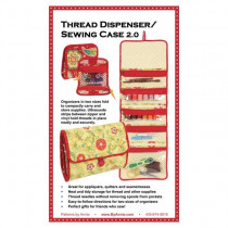 Thread Dispenser / Sewing Case Sewing Pattern from byAnnie