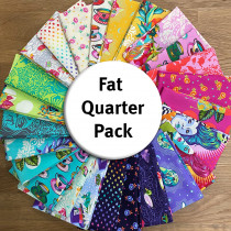 PRE-ORDER Pink Curiouser and Curiouser FQ Bundle 25pc by FreeSpirit Fabric