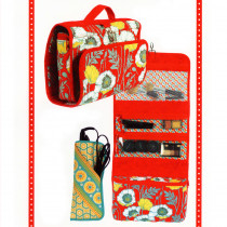 Travel Essentials Folding Organiser Sewing Pattern byAnnie