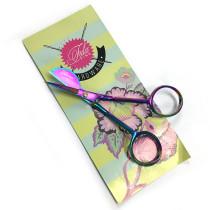 Tula Pink Hardware Mini Duckbill Applique 4inch Scissors