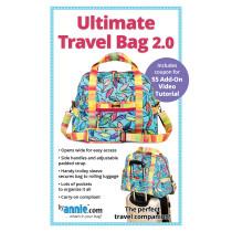Ultimate Travel Bag 2.0 Sewing Pattern byAnnie