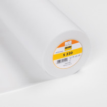 Vilene s320 Non-woven Fusible Interfacing