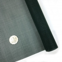 "Vinyl Bag Mesh 18"" x 36"" (46cm x 91.5cm) - Forest Green"