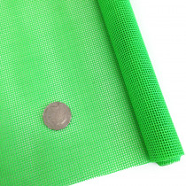 "Vinyl Bag Mesh 18"" x 36"" (46cm x 91.5cm) - Lime Green"