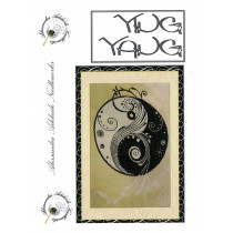 Ying Yang Cross Stitch Chart from Alessandra Adelaide Needlework